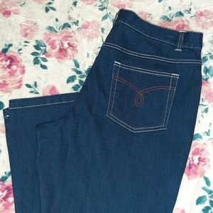 NWT Sag Harbor Woman Jeans Size 16W